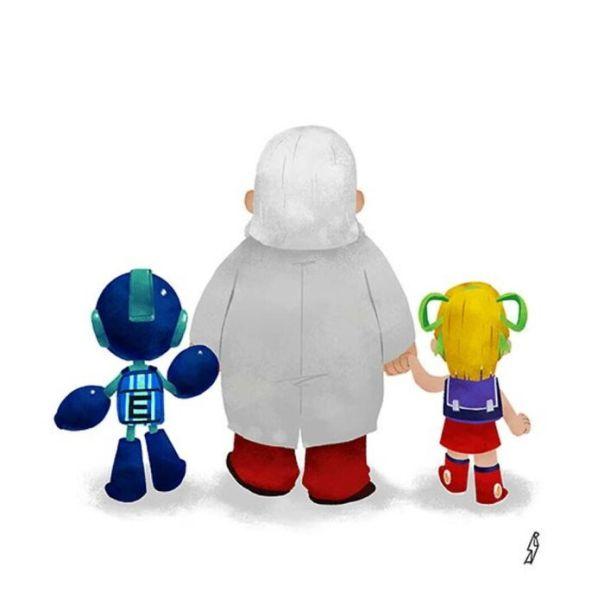 Mega Man (Mega Family)