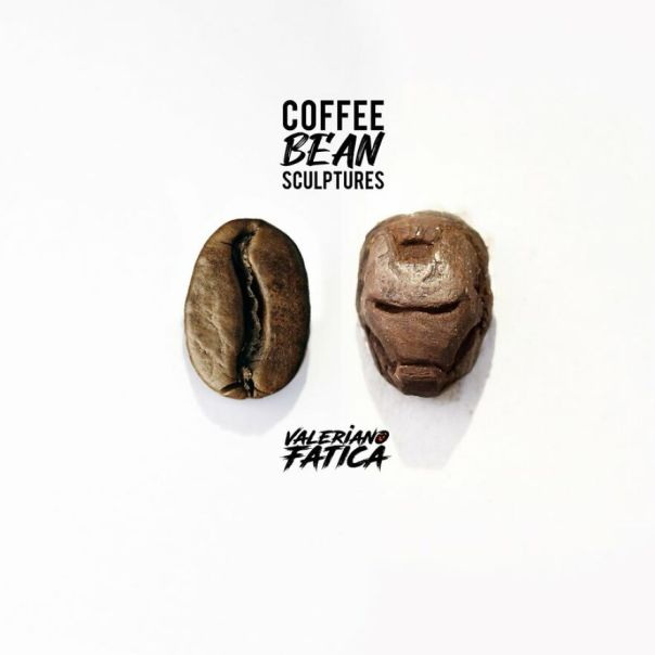 Iron Man – Coffee Bean