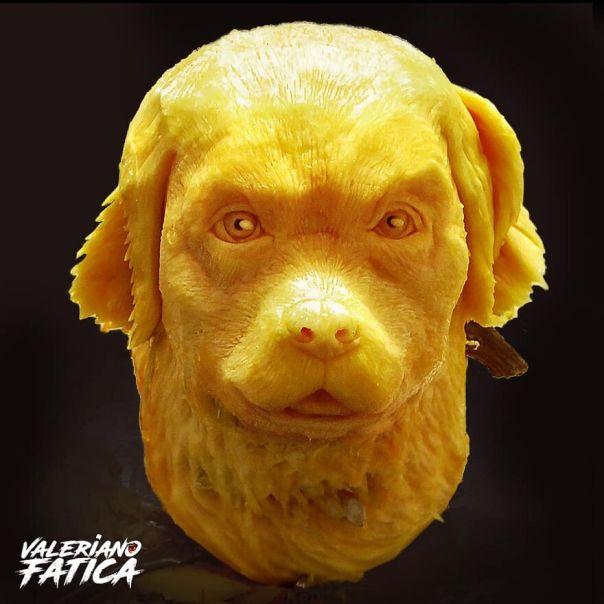 Dog – Pumpkin Carving