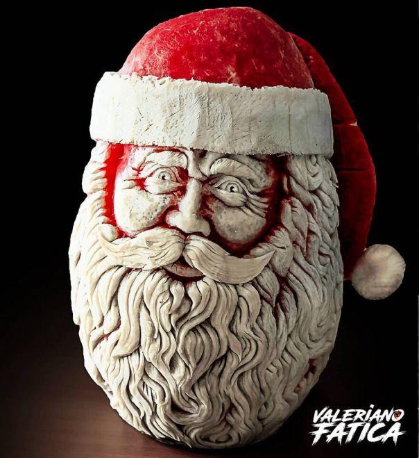 Santa Claus – Watermelon