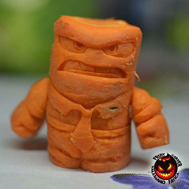 Anger – Carrot