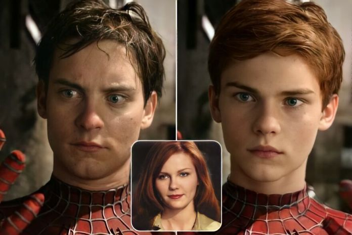 Peter Parker And Mary Jane Watson (Spider-Man)