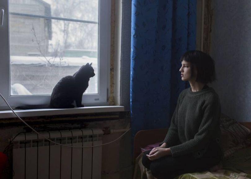 Photographer Alexey Vasiliev shows the daily life of Russias coldest region 603755262e1d7  880 - Qual a menor temperatura já registrada na Terra?