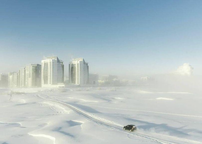 Photographer Alexey Vasiliev shows the daily life of Russias coldest region 6037555472ce6  880 - Qual a menor temperatura já registrada na Terra?