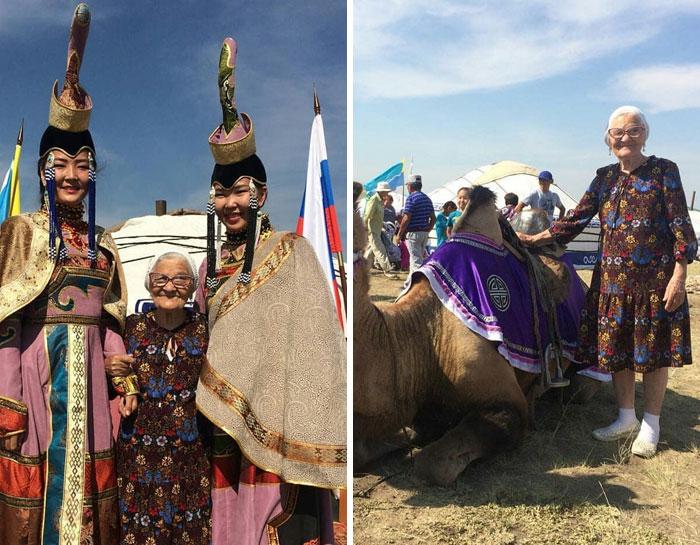 The Naadym Festival, Tuva Republic, Russia