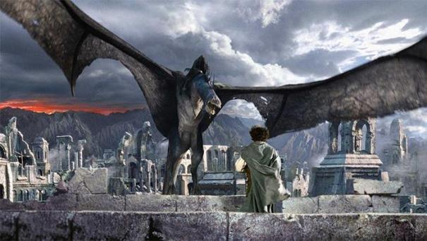 That The Eagles Could Have Carried The Fellowship To Mordor And Circumvented The Whole Plot Of Lord Of The Rings