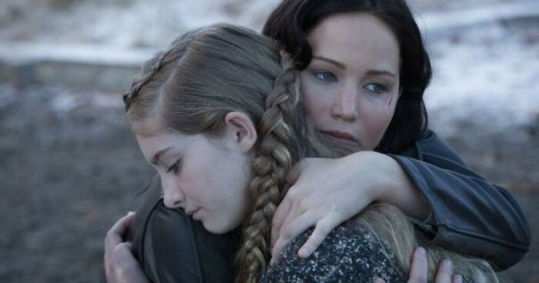 Katniss In Hunger Games (2012) Didn't Let Prim Take Tesserae Because If Prim Got Picked, Katniss Could Volunteer For Her Anyway