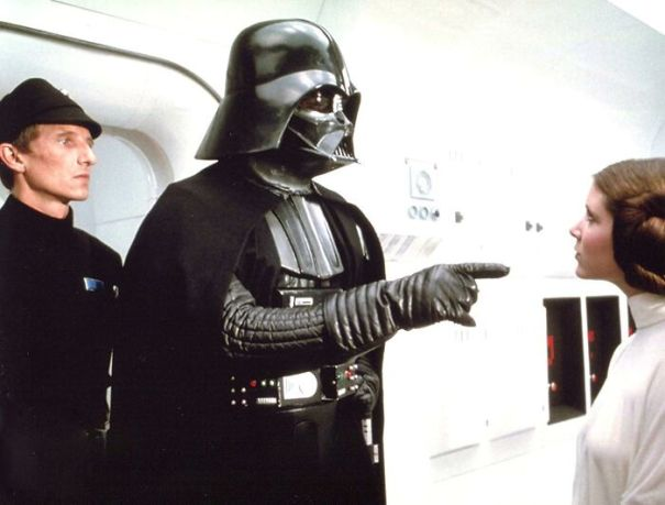 Why Darth Vader Couldn't Sense That Lea Was His Daughter In Star Wars?