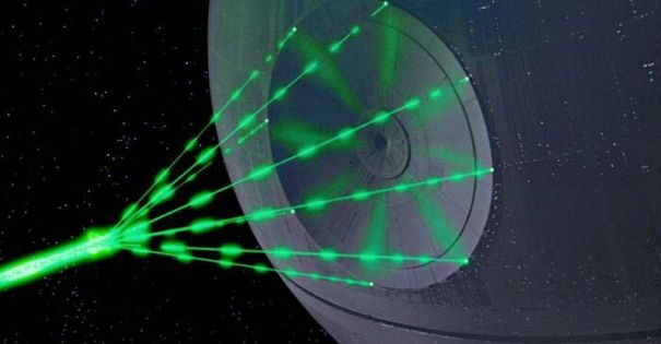 Why Does The Death Star Have Such A Stupid Weakness Of An Exhaust Port?