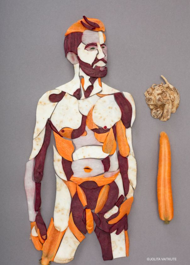 Beetroot/Carrot/White Radish/Fennel/Butter Pumpkin