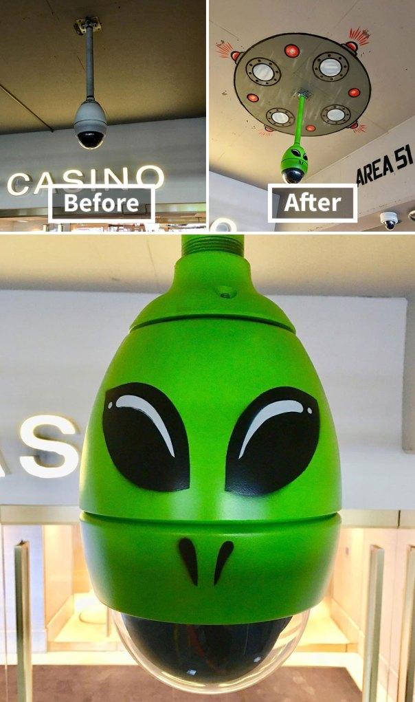 Alien Sighting