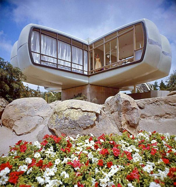 Monsanto House Of The Future 1957