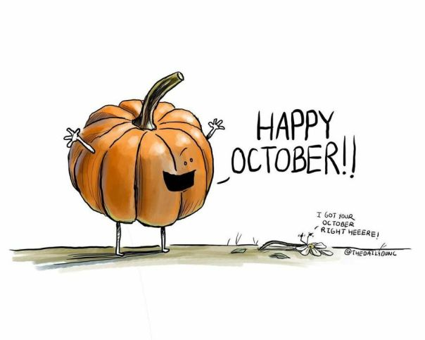 I Love This Month (Not Everyone Agrees 😂)🍁🎃 #thedailydunc