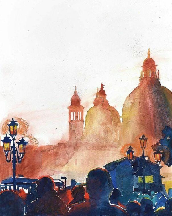 Chiesa Di Santa Maria Dela Presentazione In Venezia