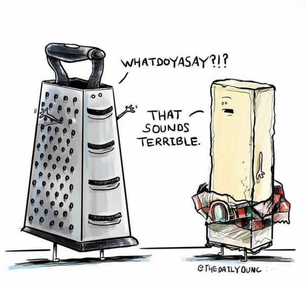 Not A Grate Idea....or Is It?🤔🧀😋 #thedailydunc