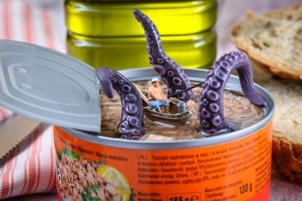 Canned Kraken