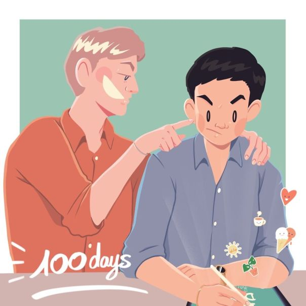 Day 100: Completing A 100 Days Of Happiness