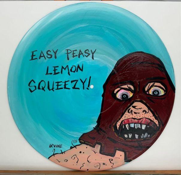 Easy Peasy Lemon Squeezy!