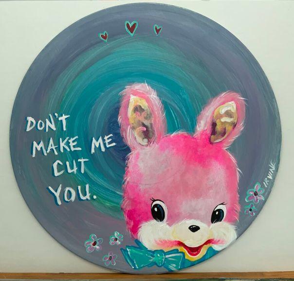 Don't Make Me Cut You