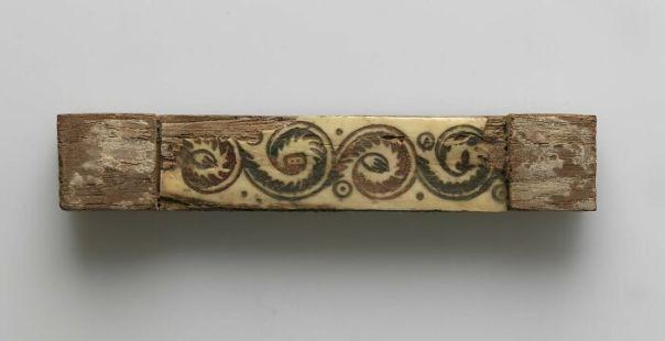 Piece Of Furniture; Veneer Rod, Byzantine Period (395 - 600)