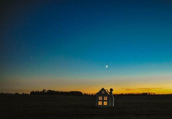 Goodnight Moon, Goodnight Stars, Goodnight Air, Goodnight Noises Everywhere