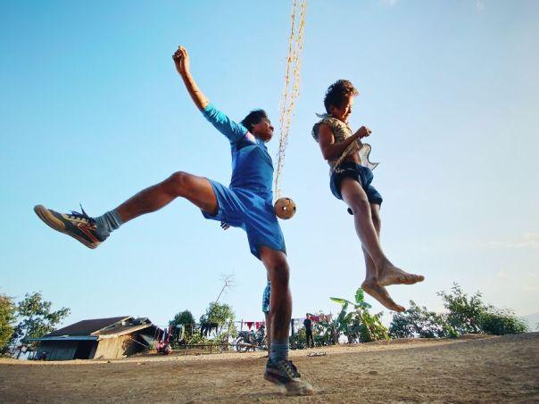 Photographer Of The Year Winner: Street Football By Dan Liu