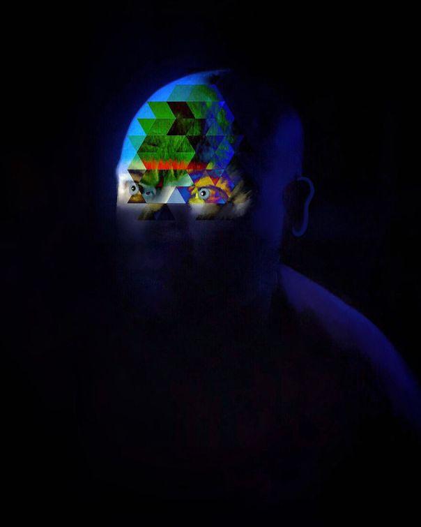 Digital Fine Art, 1st Place: Movie Night By John Nieto