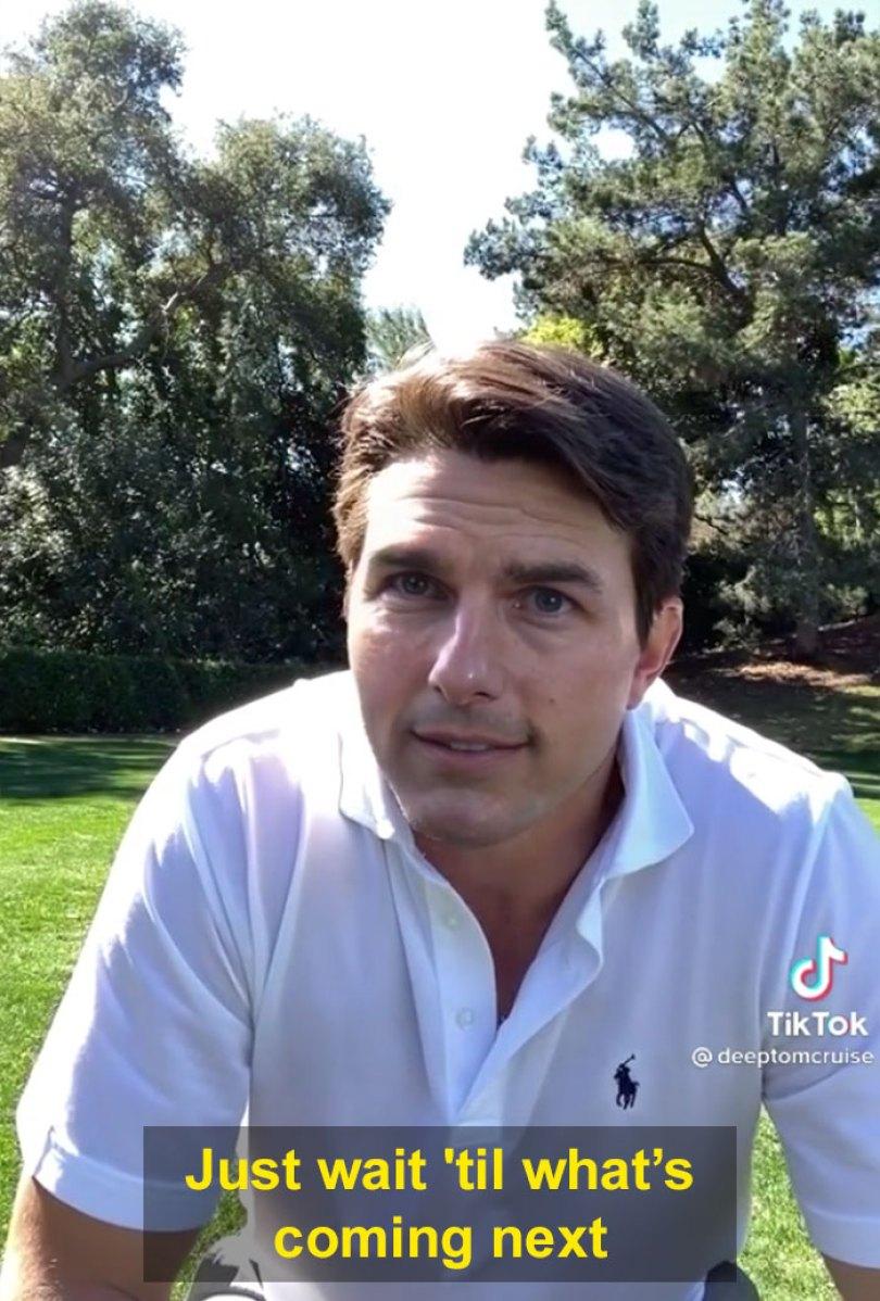 TikTok account shows fake Tom Cruise videos and its impossible not to say its real 603f56fa42538  700 - Deep Fake do Tom Cruise é a prova que no futuro você terá que provar que é você