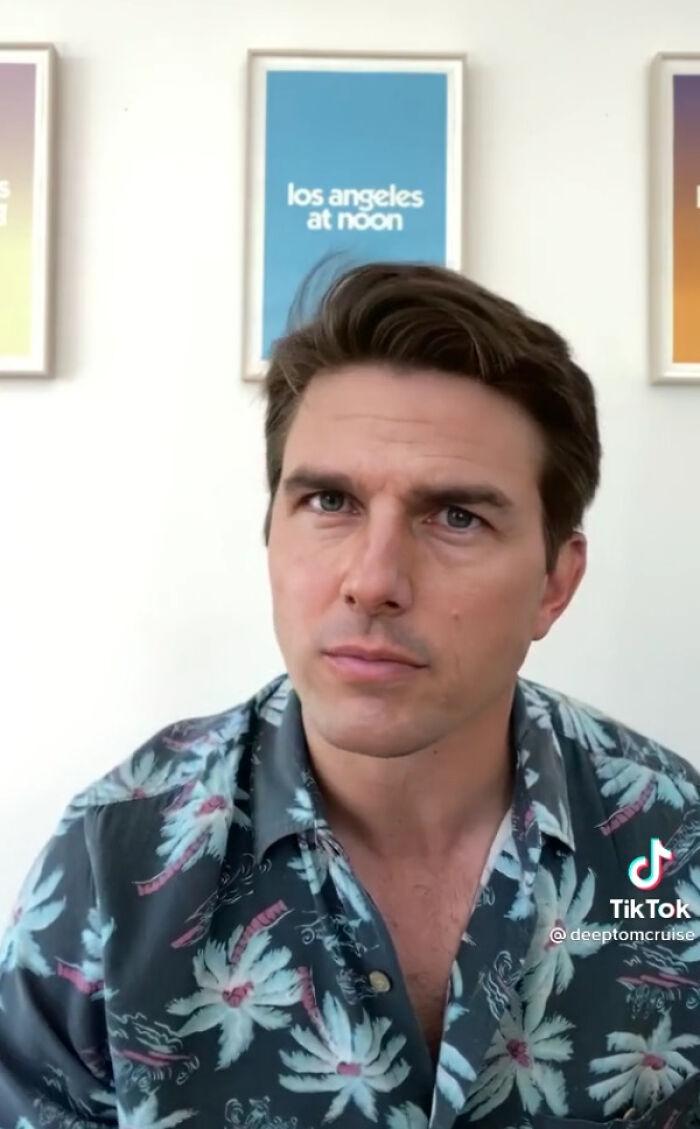 TikTok account shows fake Tom Cruise videos and its impossible not to say its real 603f57496b36a png  700 - Deep Fake do Tom Cruise é a prova que no futuro você terá que provar que é você