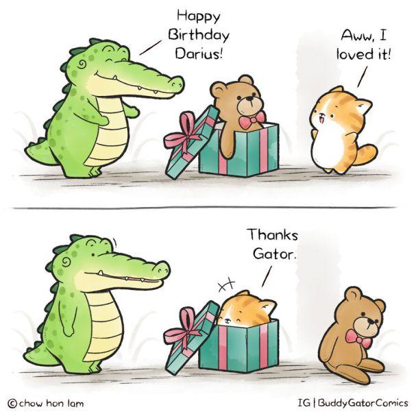 Lovely Present