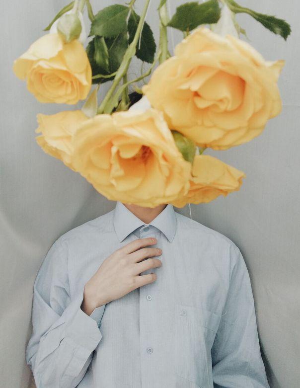 "My ""Autoportrait"" Photography Series To Convey My Feelings Towards Art"