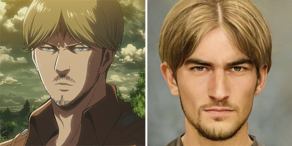 Mike Zacharias From Attack On Titan