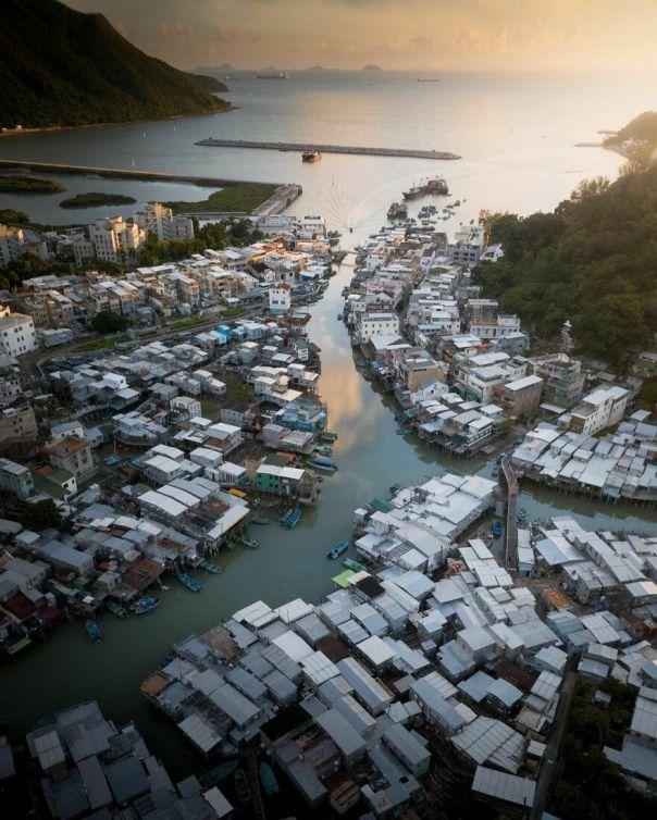 Tai O, Hong Kong