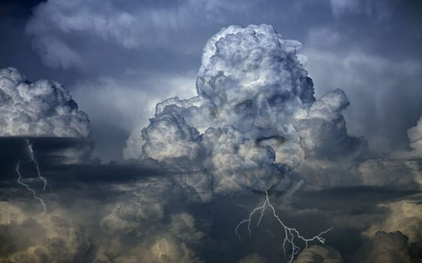 If You See Figures In Clouds, You Need To Know The Creativity Of These Artists