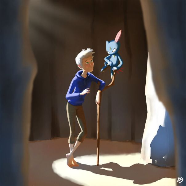 Jack Frost And Sneasel