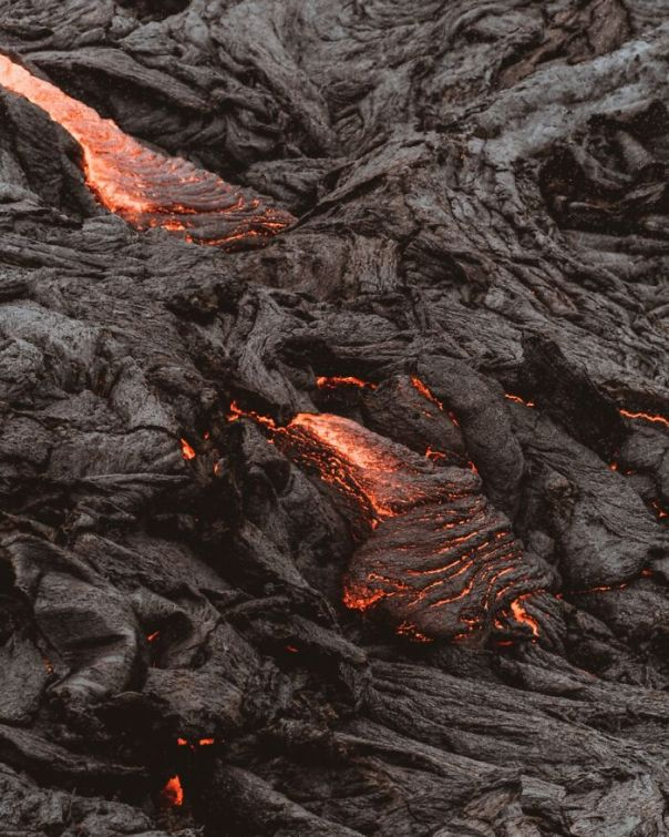 Lava Close Up