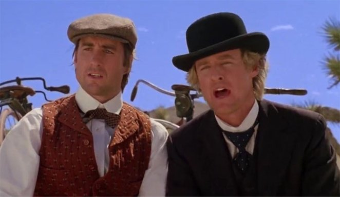 The Wilson Brothers Played The Wright Brothers In Around The World In 80 Days (2004)
