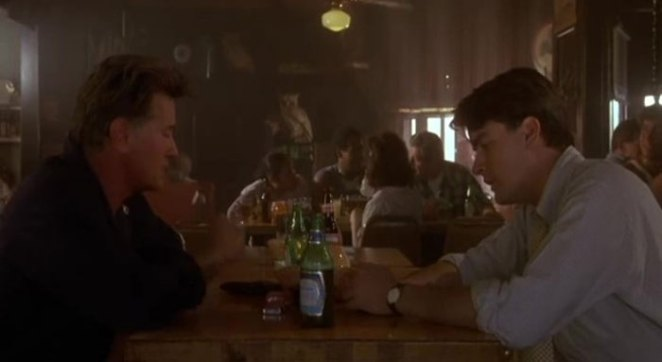 Martin Sheen And Charlie Sheen Played Father And Son In Wall Street (1987)