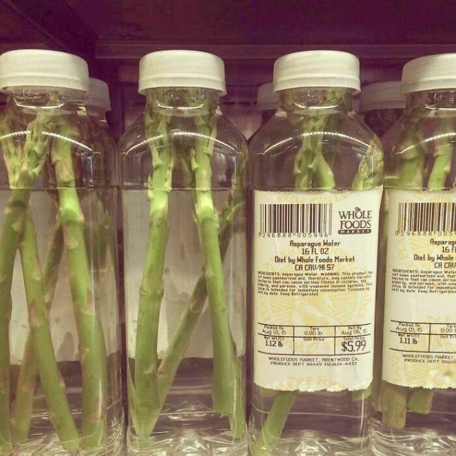 Asparagus Water???