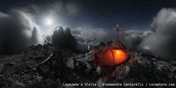 Lavaredo's Gloria - Alessandro Cantarelli
