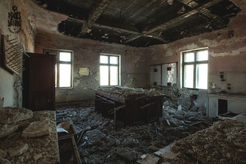 I Entered An Abandoned Food Chemistry Institute Illegally To Take Pictures (30 Pisc)