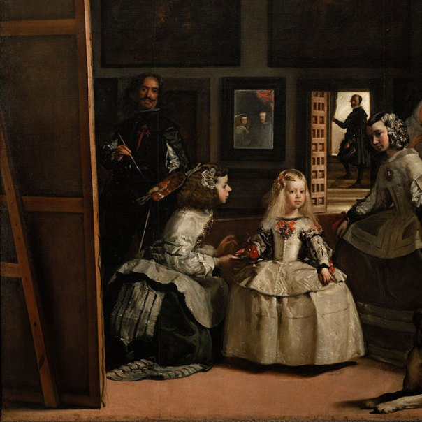 """""""If There's At Least One Person Looking To The Camera Like They're On The Office, It's Diego Velázquez"""""""