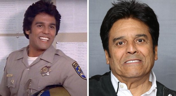 """Erik Estrada, Who Played Officer Francis Llewellyn """"Ponch"""" Poncherello On Chips, Became A Real-Life Police Officer In St. Anthony, Idaho"""