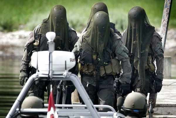 The Danish Special Forces Are Just Militarised Sleep Paralysis Demons