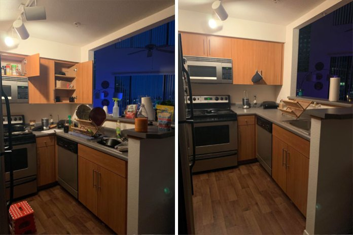 Finally Organized My Kitchen After Weeks Of Being Too Depressed To Clean It