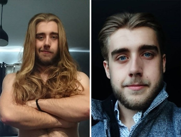 Cut 6 Years Of Long Hair Off Today Against All Your Advice. Glad I Did!