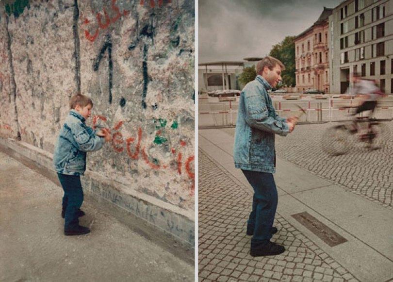 back to the future irina werning 26 - Fotógrafa Argentina recria foto antiga com a mesma pessoa anos depois - Parte 2