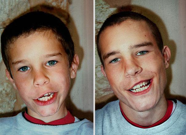 back to the future 14 - Fotógrafa Argentina recria foto antiga com a mesma pessoa anos depois