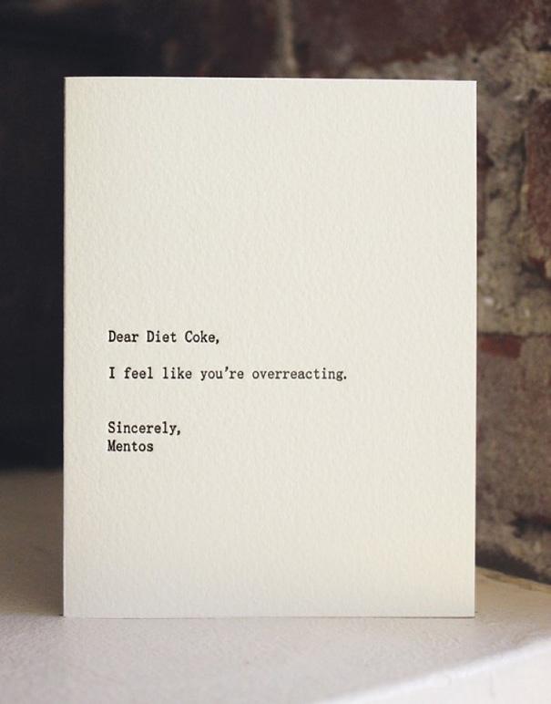 21 Funny Dear Blank, Please Blank Letters  Bored Panda