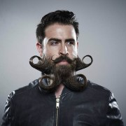 incredibeard guy with thousand